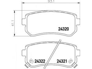 1994 hyundai accent with Brake Pad Set Disc Brake T1592 Pagid on P 0996b43f80cb0eaf besides Brake Pad Set disc brake T1592 PAGID furthermore Geo Tracker Wiring Harness moreover Hyundai 1 6l Engine Diagram as well Lista  pleta De Diagramas De Vehiculos Desde 1979 2007.